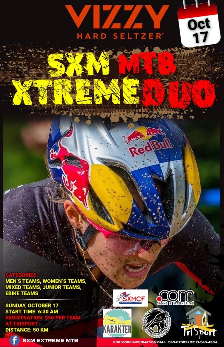 Vizzy SXM Xtreme Duo MTB Race