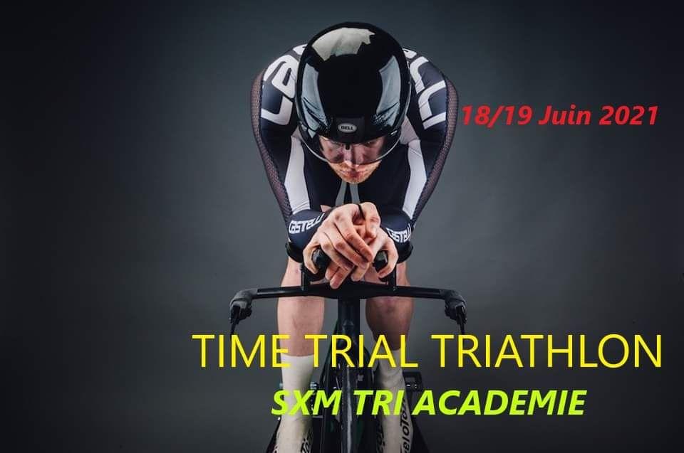 SXM Tri Academie Time Trial Triathlon