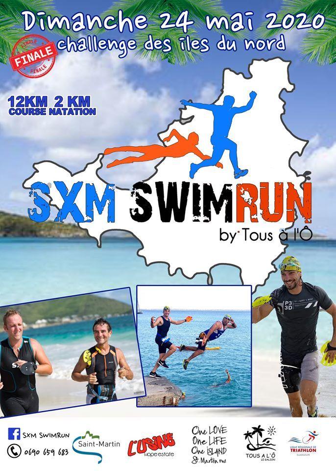 SXM Swim Run Final