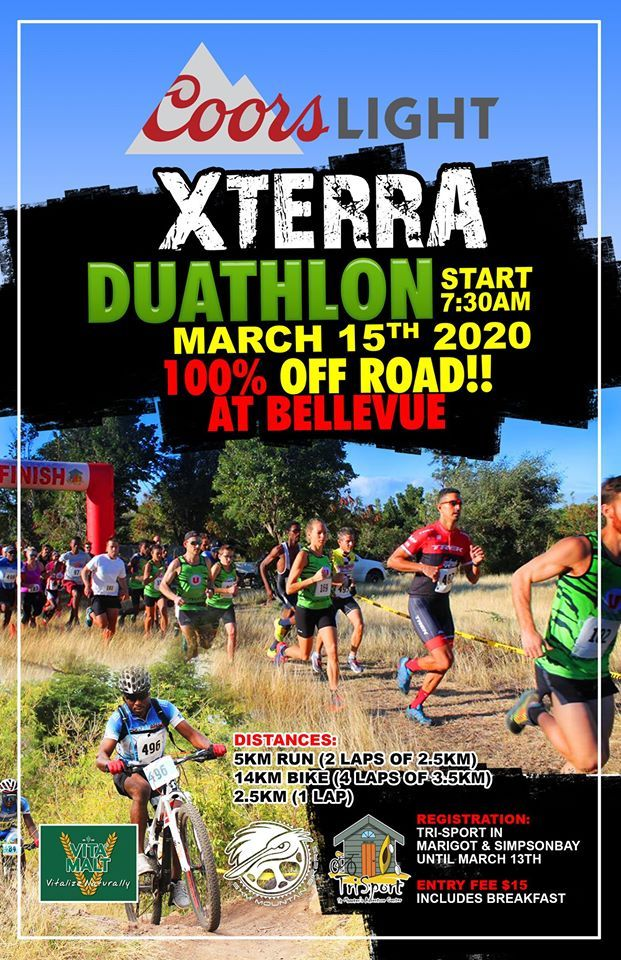 Coors Light Xterra Duathlon