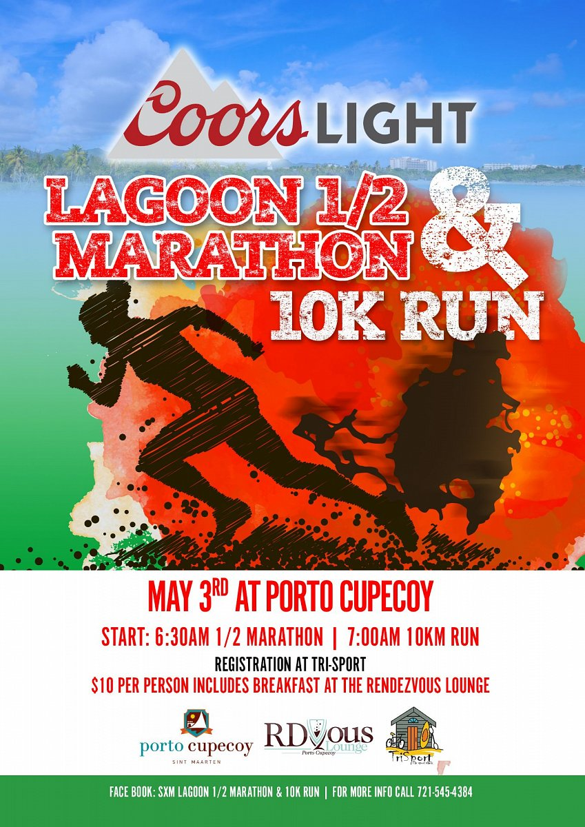 Coors Light Lagoon 1/2 Marathon & 10K