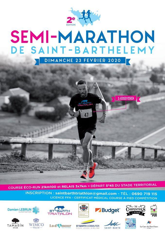 St. Barths 1/2 Marathon
