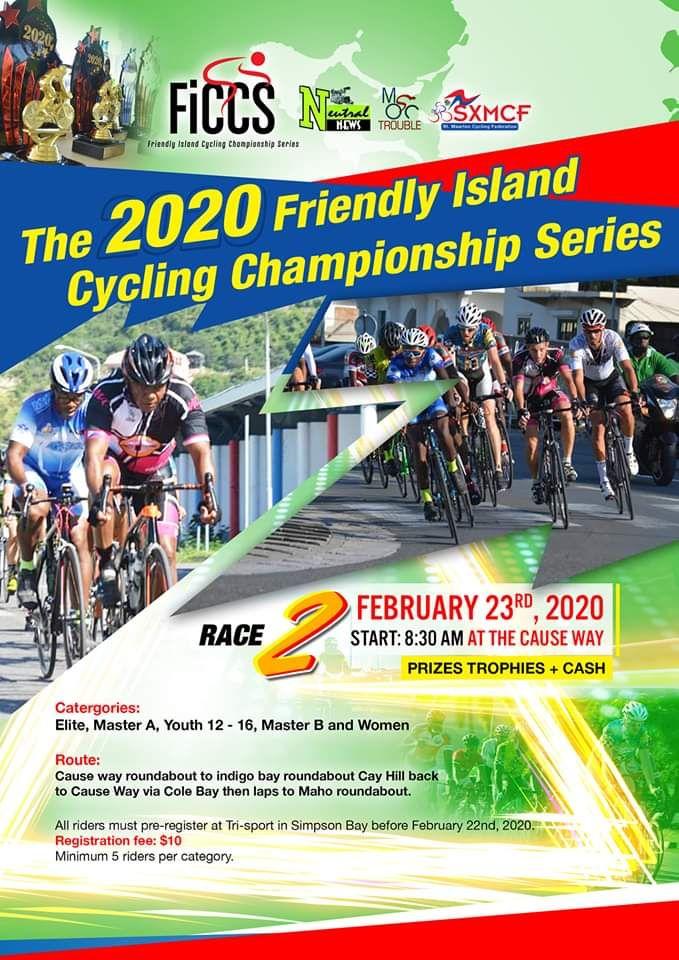 Friendly Island Series Road Race 2