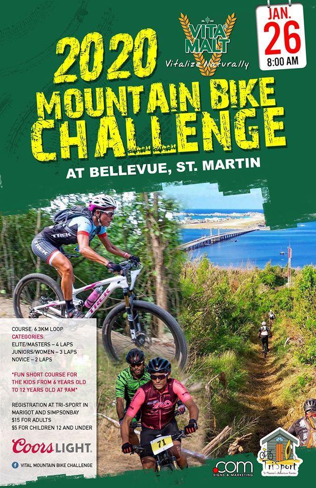 Vital Bellevue Challenge MTB Race