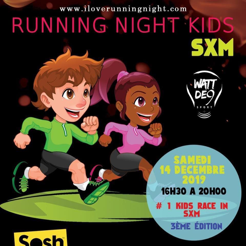 Running Night Kids