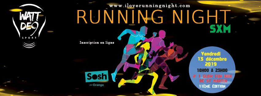 Running Night Relay