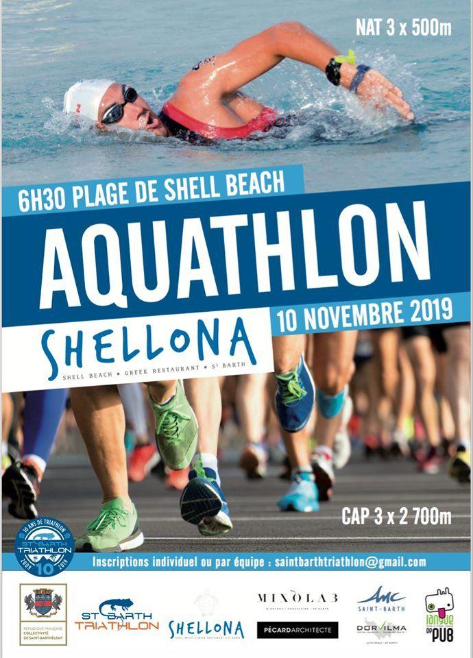 Aquathlon du Shellona