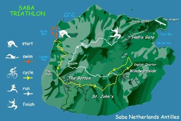 Saba Triathlon