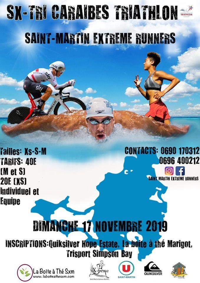 SX-Tri Caraibes Triathlon