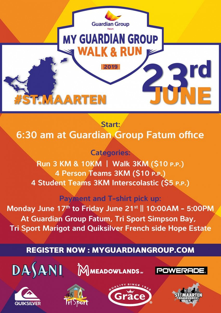 My Guardian Group Run & Walk