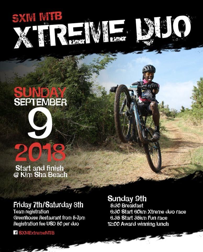 SXM Duo Extreme MTB Race