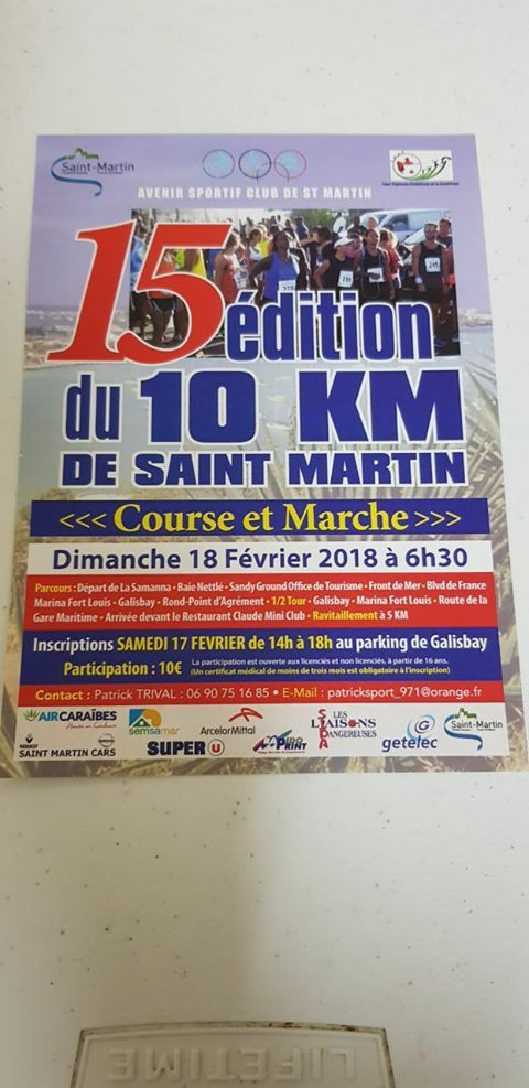 Avenire Sportif 15th annual 10Km Run