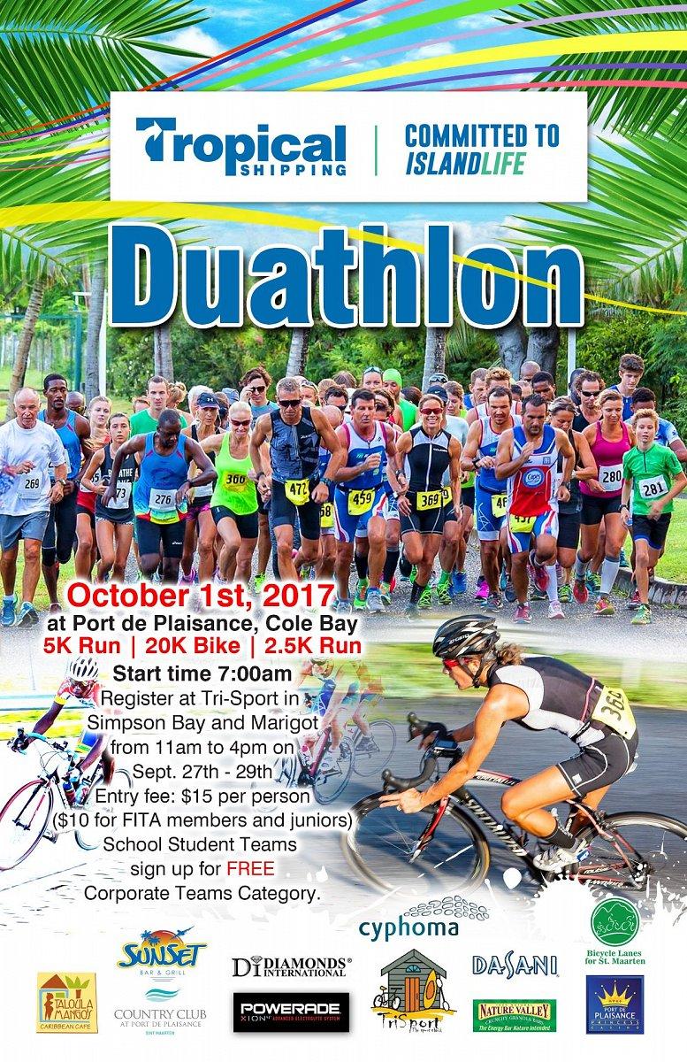 Tropical Duathlon