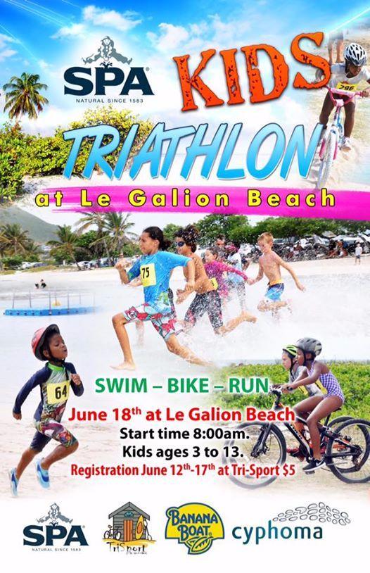 Spa Kids Triathlon