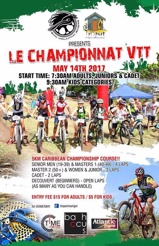 Le Championnat VTT
