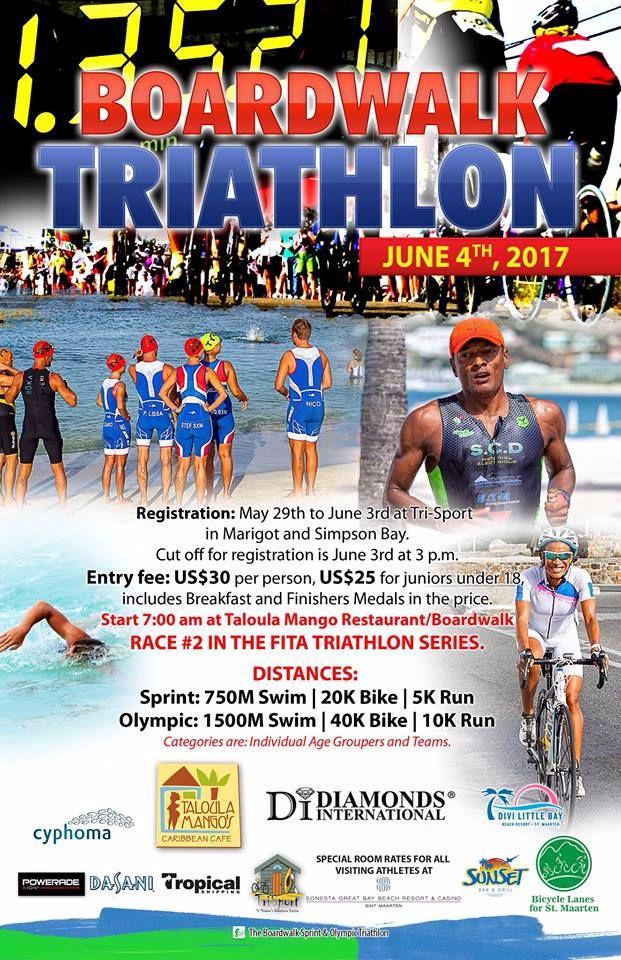 The Boardwalk Triathlon