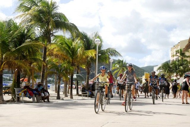 Historical Bike Tour and Beach Time