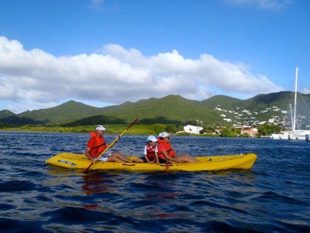 Kayak Lagoon Tour